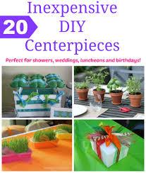 Diy Centerpieces Inexpensive Centerpieces Events To Celebrate