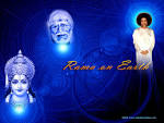 Wallpapers Backgrounds - Sai Baba India Wallpapers Country Flags