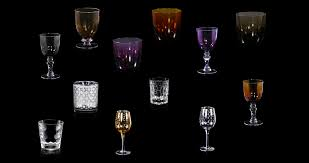add glamor to your home bar with luxury glassware address home