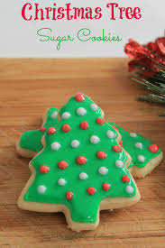 Decorated Christmas Tree Sugar Cookies by 10 Christmas Cookies Recipes For The Holidays