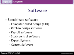 ict systems learning objectives we are learning about u2013the