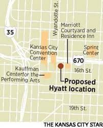 Baltimore Convention Center Floor Plan Kc To Announce 800 Room Hyatt Convention Hotel Downtown The