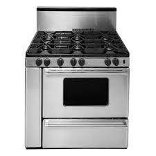 Kenmore Pro 36 Gas Drop In Cooktop 36 In Gas Ranges Ranges The Home Depot
