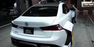 lexus is350 f sport turbo kit 2014 lexusn is350 f sport youtube