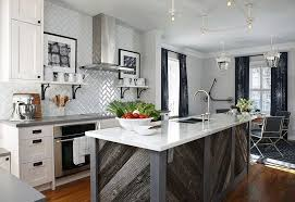 rustic barn wood kitchen cabinets 25 reclaimed wood kitchen islands pictures designing idea