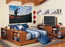 Bedroom Ideas For 6 Year Old Boy Mesmerizing 10 Room Decorating Ideas For Teenage Guys Decorating