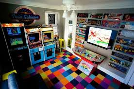 Intimate Bedroom Games 21 Truly Awesome Video Game Room Ideas Video Game Rooms Arcade