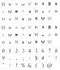 awesome tribal fonts