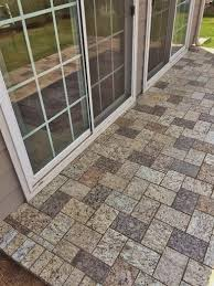 Granite Patio Pavers Greenstone Are Granite Pavers The Best Material Choice For