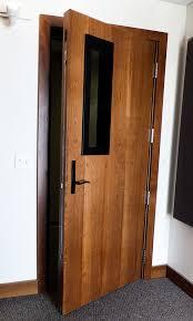 Soundproof Interior Door Soundproof Doors Soundproof Interior Doors For Recording Studios