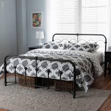 homesullivan valencia bronzed black u0026 cherry full poster bed