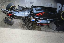 6 biggest f1 crashes that drivers walked away from