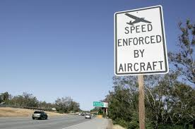 airborne traffic enforcement practically a thing of the past