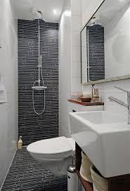 Mirror Wall Tiles by Bathroom Retro Black Decoration Bathroom Tiles Design With Head