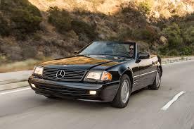 collectible classic 1990 2002 mercedes benz sl class
