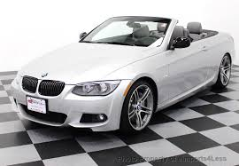 bmw 3 convertible for sale 2013 used bmw 3 series certified 335is convertible at