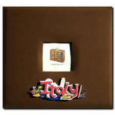 italy photo album 12x12 scrapbook albums hello traveler
