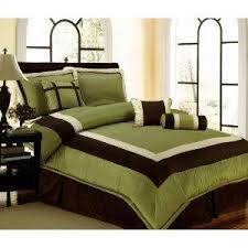 Earth Tone Comforter Sets Green Brown And Beige Comforter And Curtain Sets For Your Bedroom