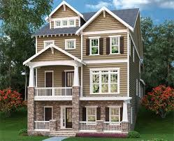 house plans to take advantage of view narrow lot plan 3391 square feet 3 bedrooms 4 bathrooms