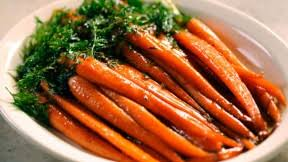 brown sugar glazed carrots recipe side dish recipes pbs food