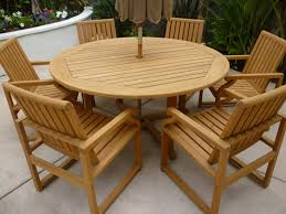 Teak Outdoor Dining Table And Chairs Solid Teak Outdoor Dining Table Table Design Teak Outdoor