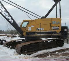 1966 american 5299 crawler crane item g2579 sold april