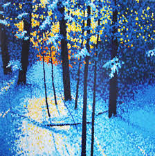 alberta landscape paintings by calgary artist jim pescott