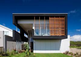 Contemporary Beach House Plans by Sheoak House U2013 Casual Beach House Design In Kingscliff Picture