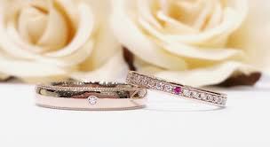 wedding ring japan wedding rings in k18 gold made in japan venus tears