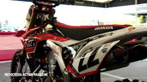 motocross action magazine inside the pro u0027s bikes featuring chad reed lars lindstrom