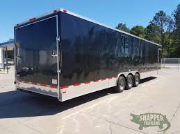 Rear Awning 8 5x34 Tta3 Trailer Black Concession Awning Electrical