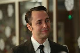 mad about you thanksgiving episode mad men vincent kartheiser talks about the final episodes collider