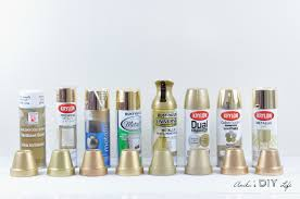 the best gold spray paint out there anika u0027s diy life