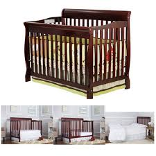 Storkcraft Portofino Convertible Crib And Changer Combo Espresso by Nursery Furniture Sets Cherry Baby Crib Design Inspiration