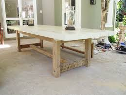 Concrete Patio Table Concrete Top Outdoor Table Outdoor Designs
