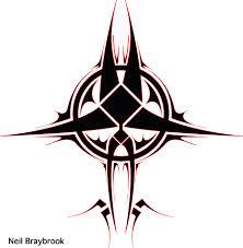 tribal circle designs tribal circle design by circle