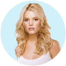 jessica simpson headband hair extensions sx0701 all clip in hair extensions i glamour com