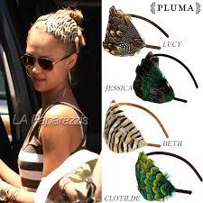 feather headbands akogare shareten rakuten global market feather headbands
