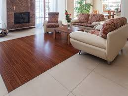 tile and wood floor combination rooms decor and ideas