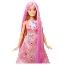 barbie dreamtopia color stylin u0027 princess doll pink target