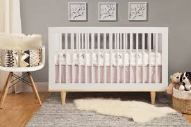 Convertible Crib Reviews by Baby Mod Crib Baby Mod Olivia 3 In 1 Crib White And Cherry