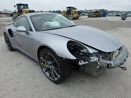 salvage porsche 911 for sale salvage 2014 porsche 911 turbo for sale in tx houston lot 14642775