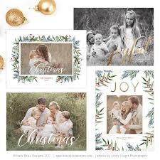 card templates for photographers photoshop card