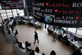 La Bourse Doute De La Cac 40 La Bourse De Termine La Semaine Sur Une Note