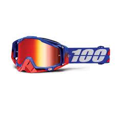 100 motocross goggle racecraft bootcamp 100 prozent racecraft goggle brille verspiegelt dh mtb mx