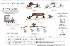 Kichler Outdoor Lighting Catalog by Kichler 6162ni Brushed Nickel Structures 2 Light 21