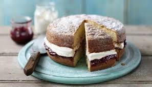 Cake Bbc Food Recipes Sponge Cake