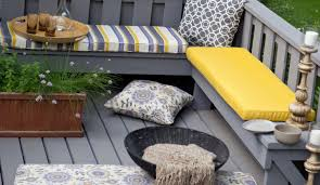 Patio Seat Cushions Walmart by Bench Alluring Bench Seat Cushions Walmart Curious Bench Seat