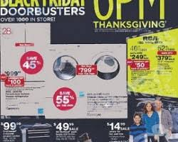 2014 Thanksgiving Deals Sears Black Friday 2017 Deals Sales And Ads