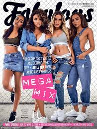 little mix show little mix show off their incredible figures on the cover of